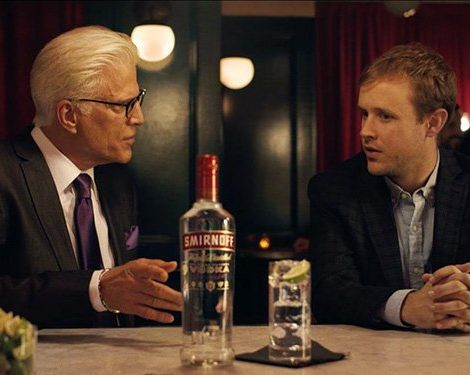 Smirnoff Ad Critique, target marketing, 2 Guyz On Marketing
