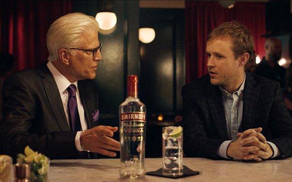 Smirnoff Ad Critique, target marketing, 2 Guyz On Marketing