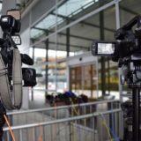 TV cameras